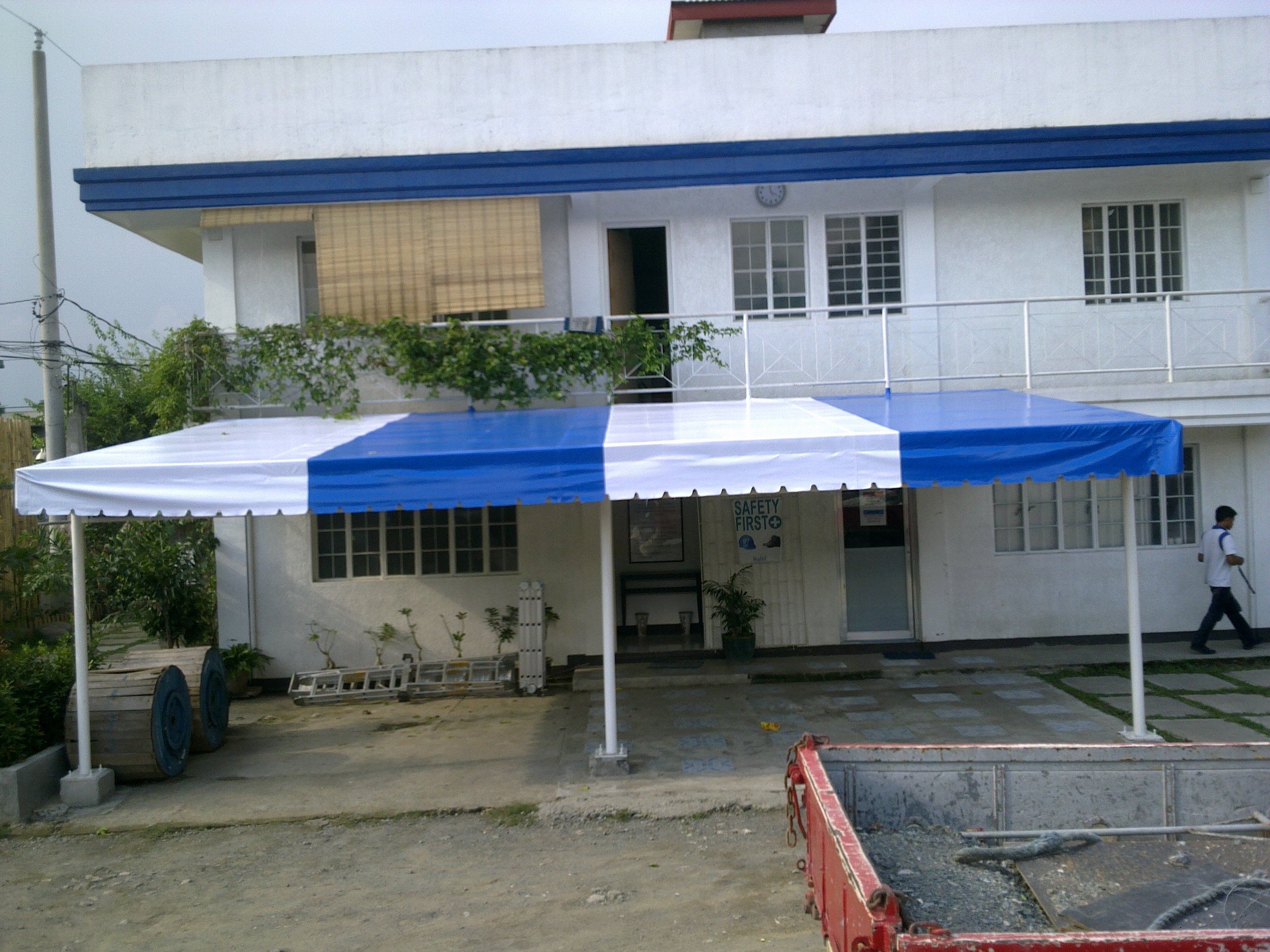 Regular Tents Fabrimetrics Philippines Inc