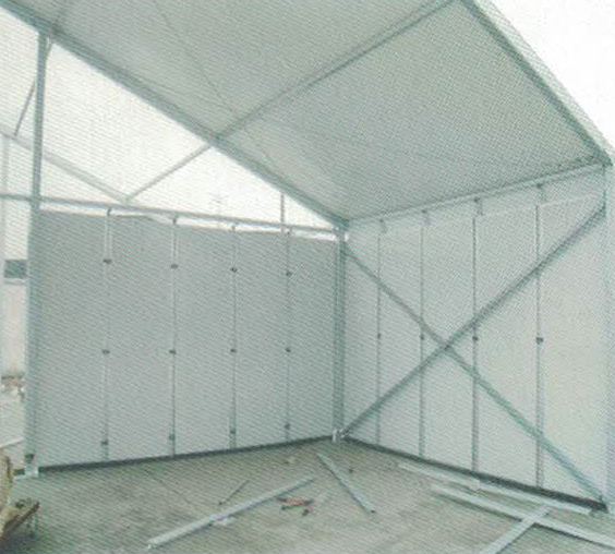ABS Hard Wall Tents – Fabrimetrics Philippines Inc